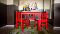 Restauracja Kolumna kącik dla dzieci